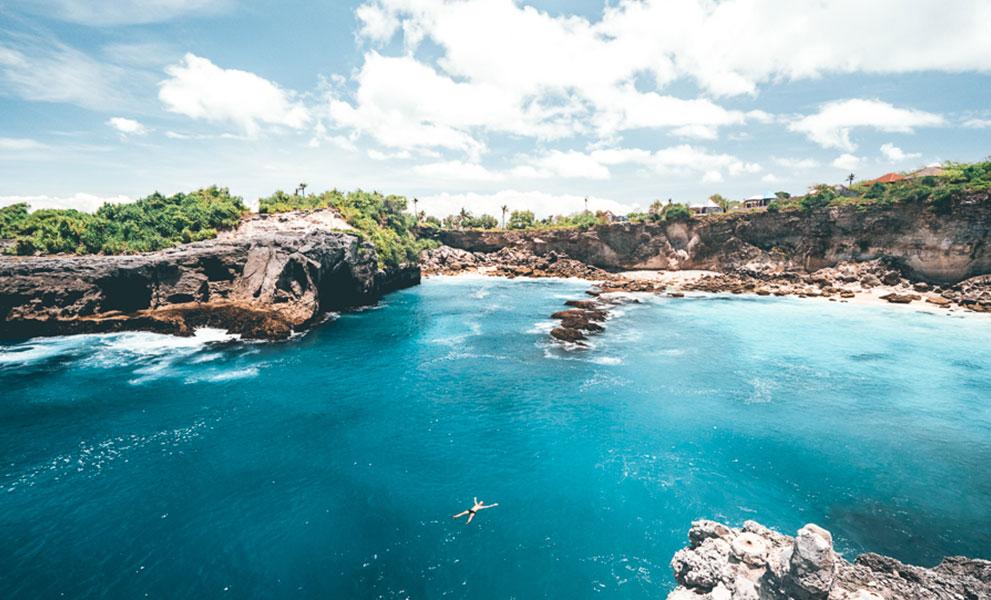 Blue Lagoon | Nusa Ceningan | Bali