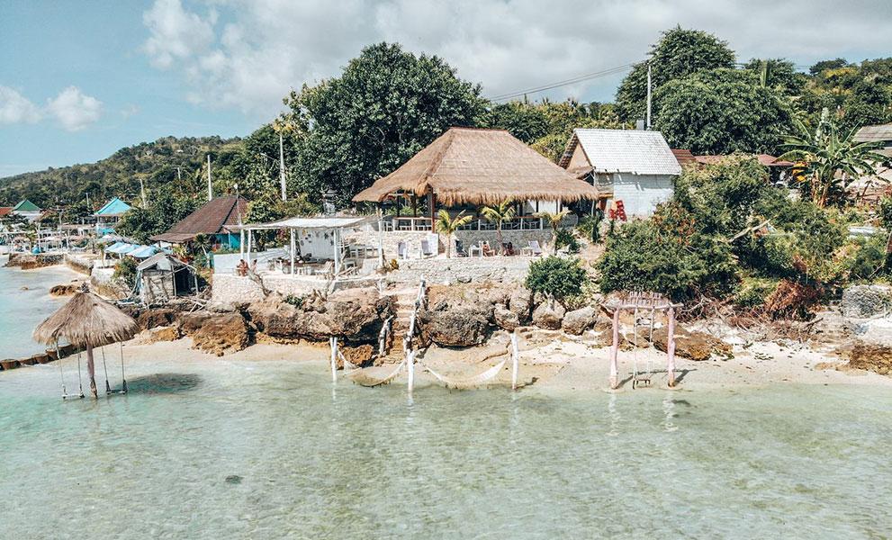 The Sand Beach | Nusa ceningan | Bali